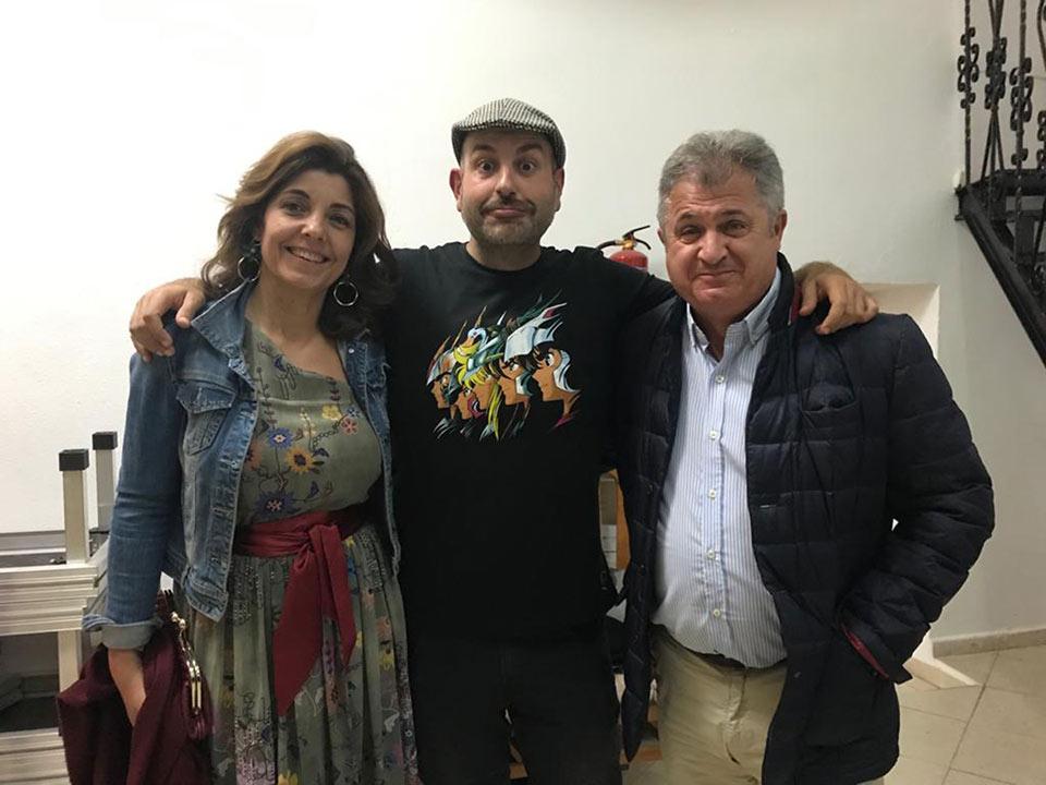 Balance-fiestas-alcalde-y-concejal-junto-a-AGustin-Duran