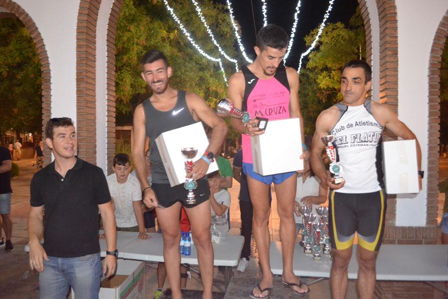 Carrera-Popular-Charones,-ganadores-categoría-absoluta-masculina