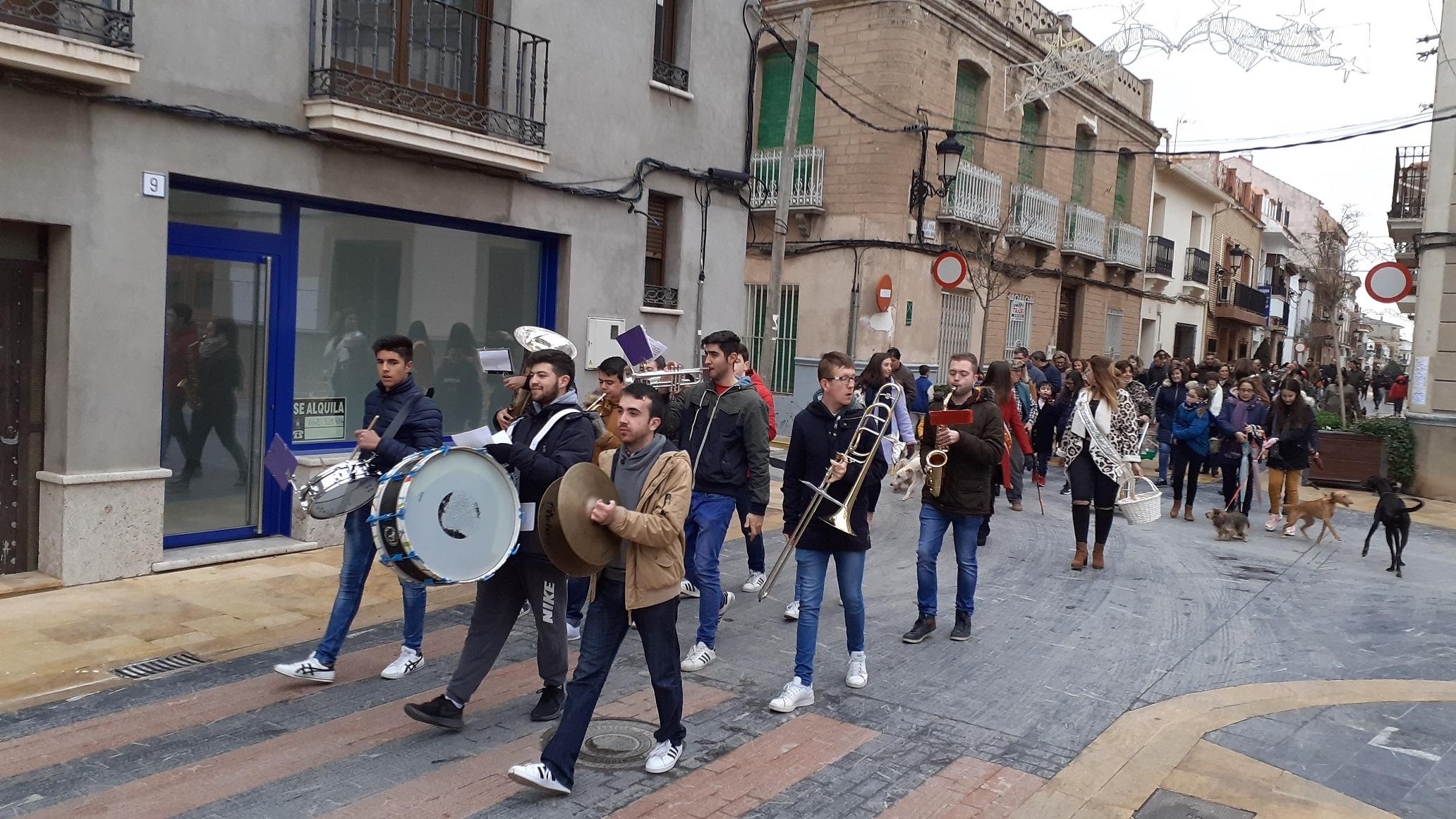 San_Antón_banda_juvenil