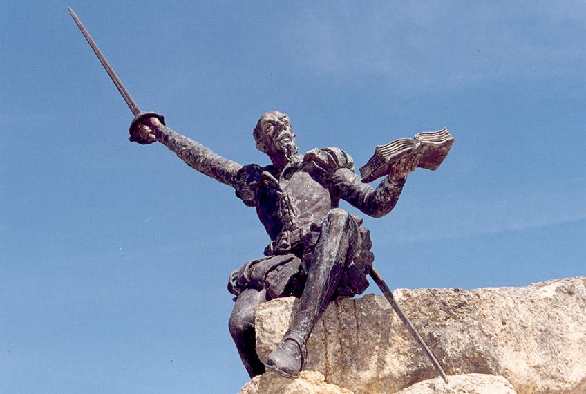 Monumento-QUIJOTE